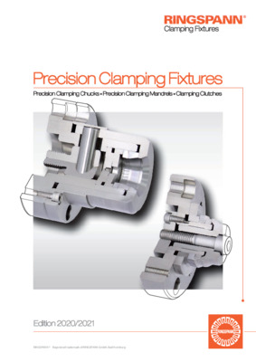 Precision Clamping Fixtures
