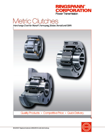Metric Clutches