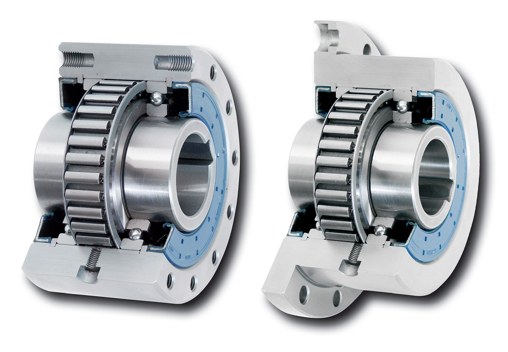 ready-to-install complete freewheels from RINGSPANN's FB and FBF series
