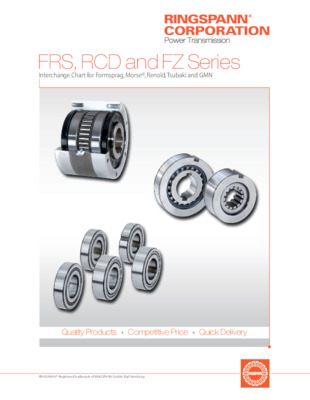FRS, RCD and FZ Series